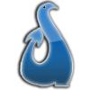 Niebieskie logo